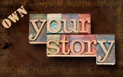 Own Your Story – You are Enough!