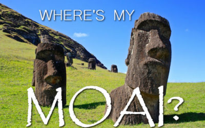 Where's My Moai?