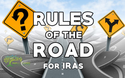 The Rules of the Road for IRAs