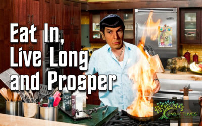Part One: Eat In, Live Long and Prosper