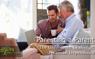 Parenting a Parent – The Unforeseen Challenge: Financial Dependence