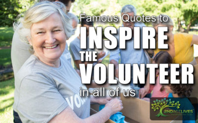 Famous Quotes to Inspire the Volunteer in All of Us