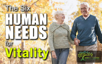 The Six Human Needs for Vitality