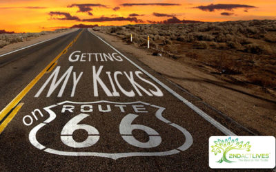 Getting My Kicks on Route 66