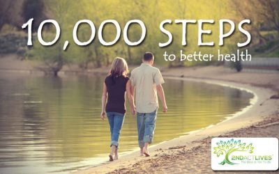 10,000 Steps to Better Health