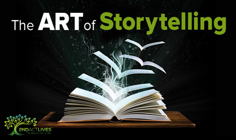 'Based on a True Story!': The Art of Storytelling