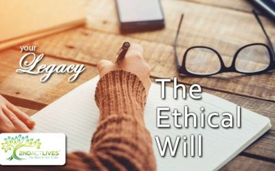 Your Legacy: The Ethical Will