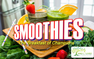Smoothies, The Breakfast of Champions