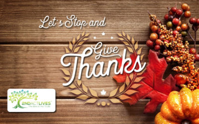 Let's Stop and Give Thanks