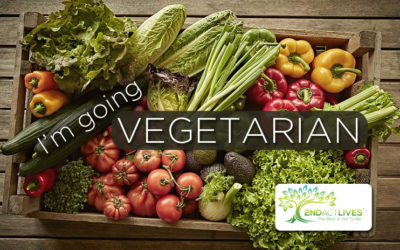 I'm Going Vegetarian